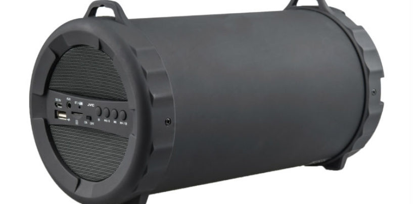 JVC Introduces PARTY Speaker'Boombox XS – XN15' with Bluetooth