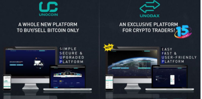 Unocoin Introduces a Live Order-book Trading Platform – UNODAX