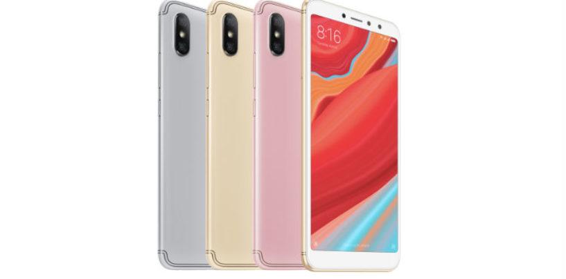 Xiaomi Introduces Redmi Y2 and MIUI 10 in India
