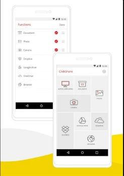 Barco ClickShare CSE-200 Review App