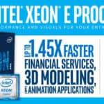 Intel Xeon E processor