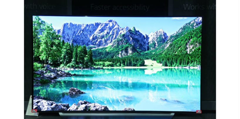 "LG unveils ""India's first TV with Artificial Intelligence"""