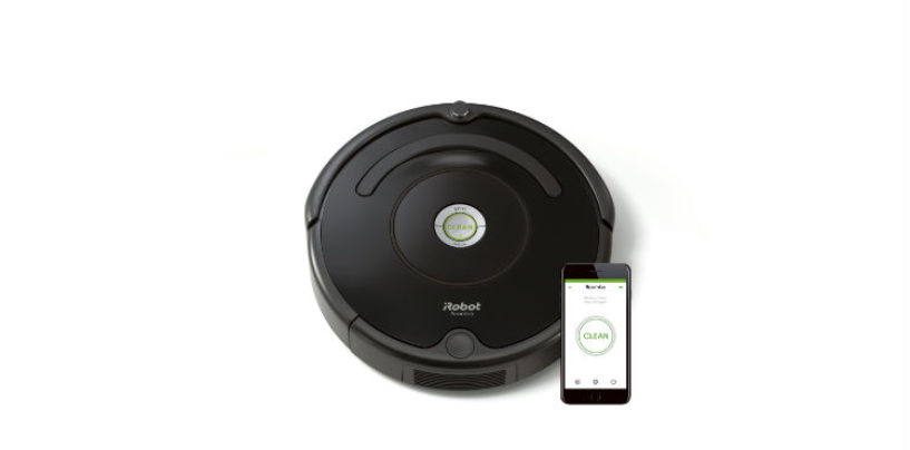 Puresight Introduces Another Wi-Fi connected Vacuum Robot Roomba 671