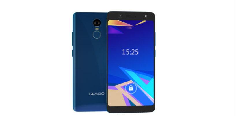 Tambo Mobile Introduces Premium inish Superphone TA-4