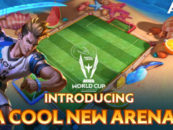 Tencent Games 'Arena of Valor' Introduces New Game Mode 'Football Fever'