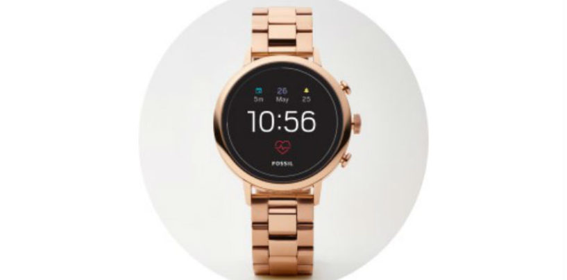Fossil unveils its most Tech-Packed Touchscreen Smartwatch to date