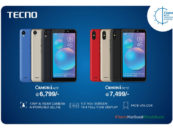 TECNO Mobile Launches CAMON iACE & CAMON iSKY 2 in India