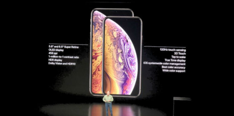 Dual SIM Support and 512GB Variant For Apple iPhone Xs and iPhone Xs Max