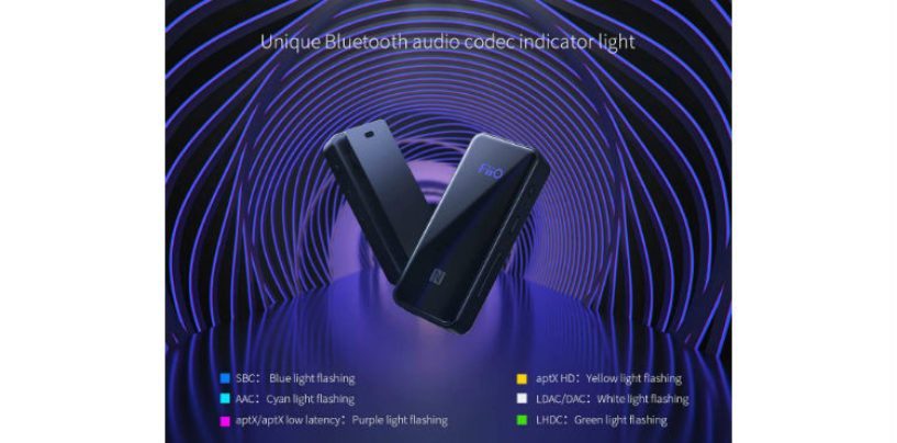 FiiO launches the BTR3 Portable High-Fidelity Bluetooth Amplifier