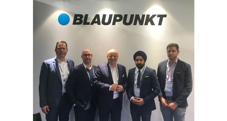Blaupunkt made Big News at IFA Berlin 2018 Trade Show and announced