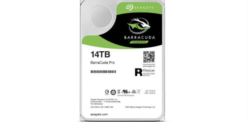 Seagate Unveils 14tb Data Storage Portfolio