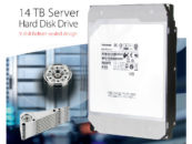 TOSHIBA Gives More Capacity To SAS HDD MODELS