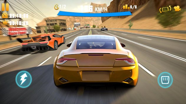 racing games racer drift traffic cars speed need pcquest feel