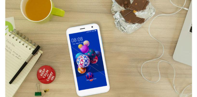iVOOMi Introduces Full View Shatterproof Display Smartphone
