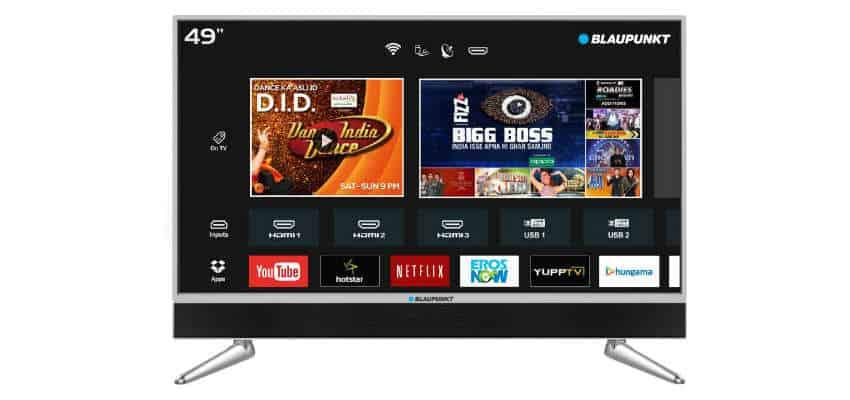 Blaupunkt Smart Tv Software Update