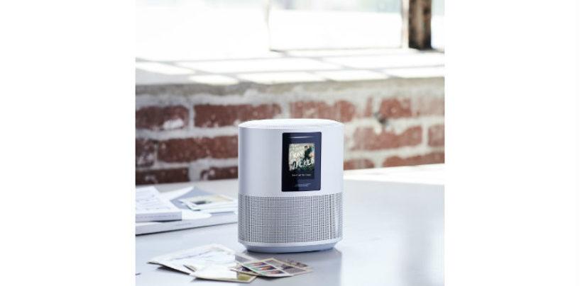 Bose Introduces New Smart Speaker And Soundbars