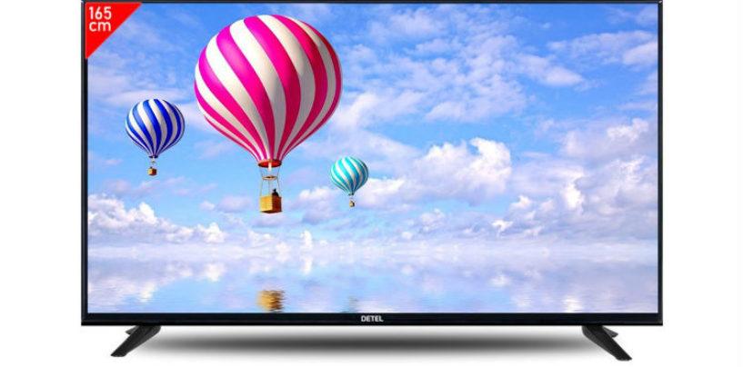 Detel Introduces Premium Range of Smart LED Televisions