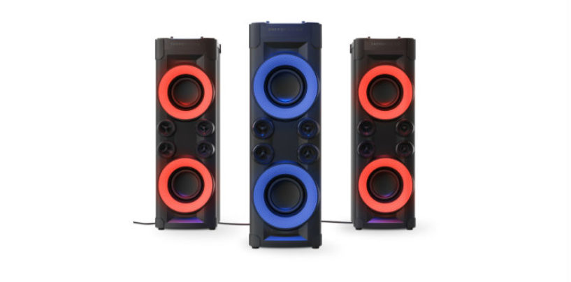 Energy Sistem Audio Party 6 Speakers Launched by Alchemie Commerce