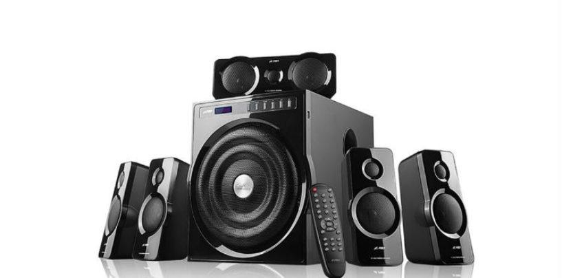 F&D announces its true Cinematic Surround Sound experience 'F6000X'