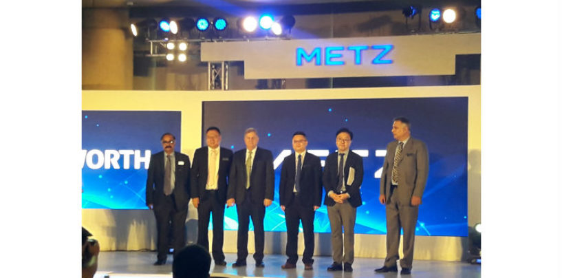 METZ Introduces Premium range LED Television & High End Appliances