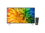Daiwa strengthens its portfolio of AI powered 4K Ultra HD Quantum Luminit Smart Led TV with 109cm (43inch) 'D43QUHD-N53'