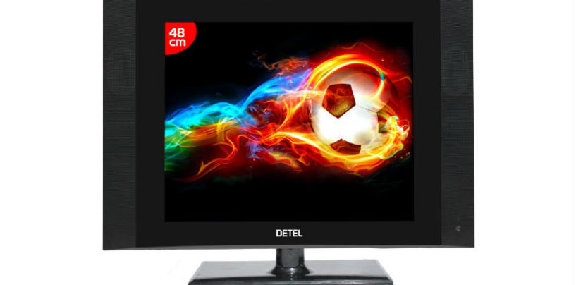 Detel Introduces World's Most Economical LCD TV
