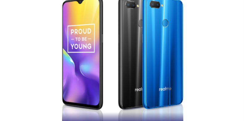 Realme U1 goes on sale tomorrow; Buy SelfiePro with Powerful P70 Processor and Exciting Offers