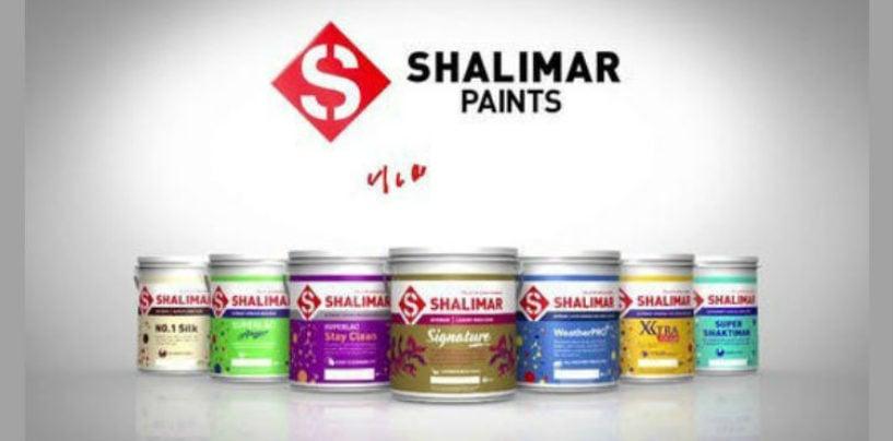 Shalimar Paints: Mera Naam Shalimar…