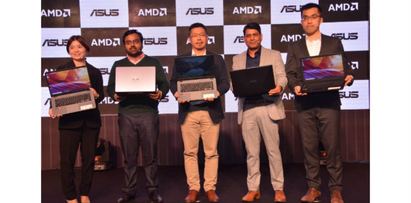 ASUS & AMD Introduces an Exciting New Range of Laptops