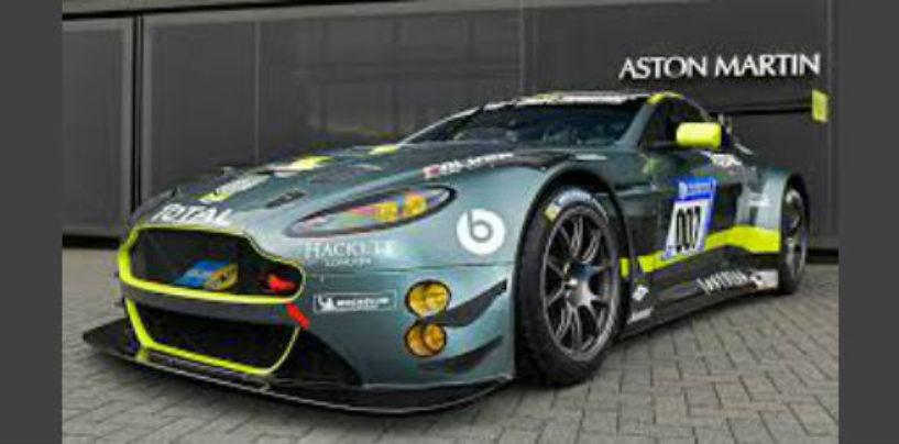 Spirent helps High-Speed Setup for Aston Martin Racing