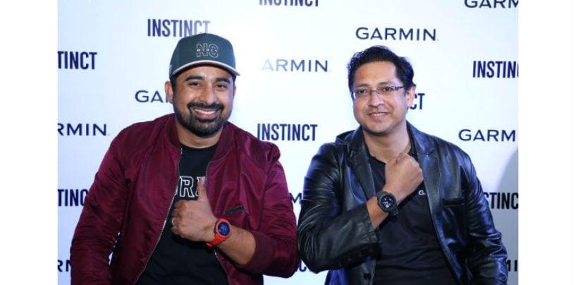 Garmin India enters into 'lifestyle watch' segment with INSTINCT!