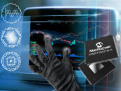 Microchip Technology Introduced a New Family of Single-Chip maXTouch Touchscreen Controllers