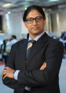 Prasad Rai, Vice President – Applications, Oracle India