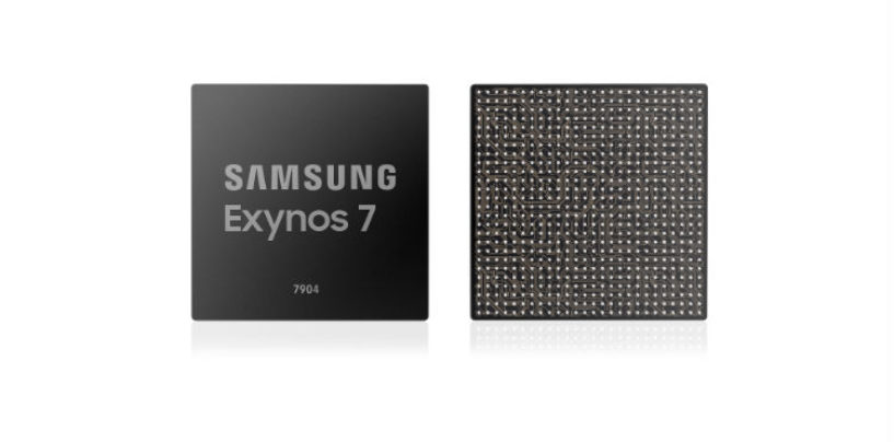 Samsung Introduces Exynos 7 Series 7904
