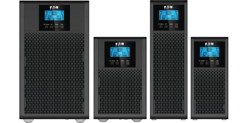 Eaton introduces 9E and DX-RT range of UPS systems in India