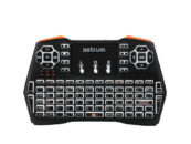 Astrum introduces First Wireless Smart Keyboard for Smart TVs
