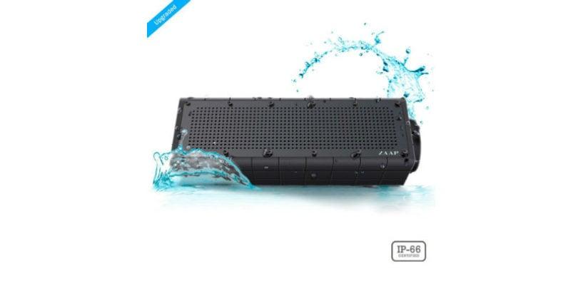 ZAAP launches Aqua Pro waterproof Bluetooth speaker