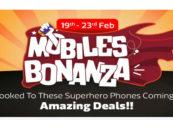 Flipkart Mobile Bonanza sale: Chance to get Heavy discounts on smartphones