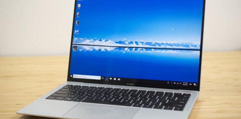 Huawei updates HUAWEI MateBook X Pro