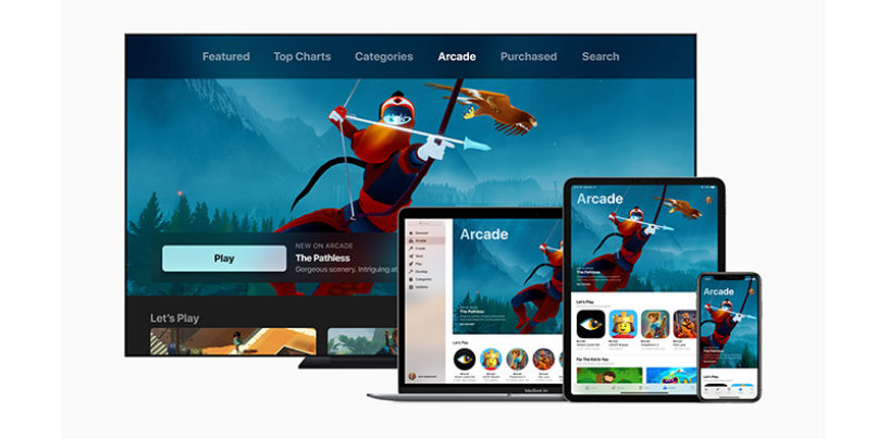 Apple Arcade gaming subscription service to soon launch in India