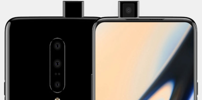 OnePlus 7 with pop-up camera to launch soon