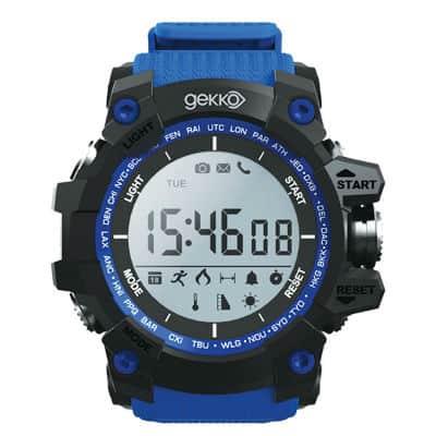 Gekko GX1 Review - Hybrid Smartwatch