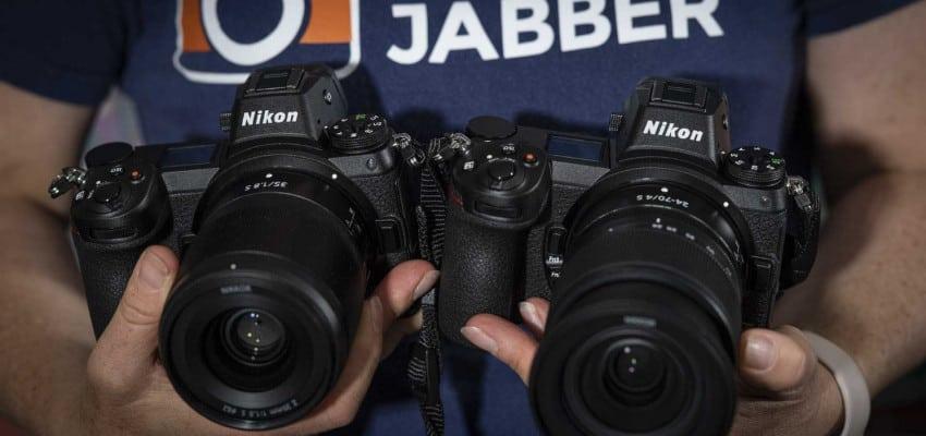 Nikon announces new firmware Ver  2 0 of the Nikon Z7 and Z6