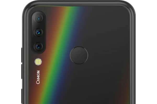 Tecno Camon i4 Review Triple Camera