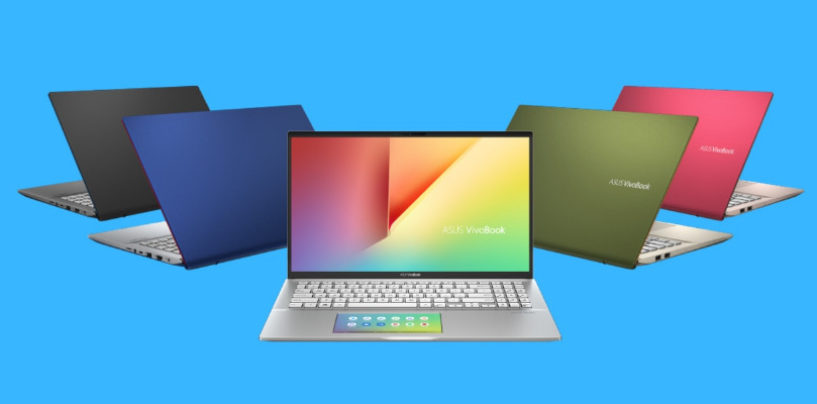 ASUS Announces the launch of VivoBook S14 and S15