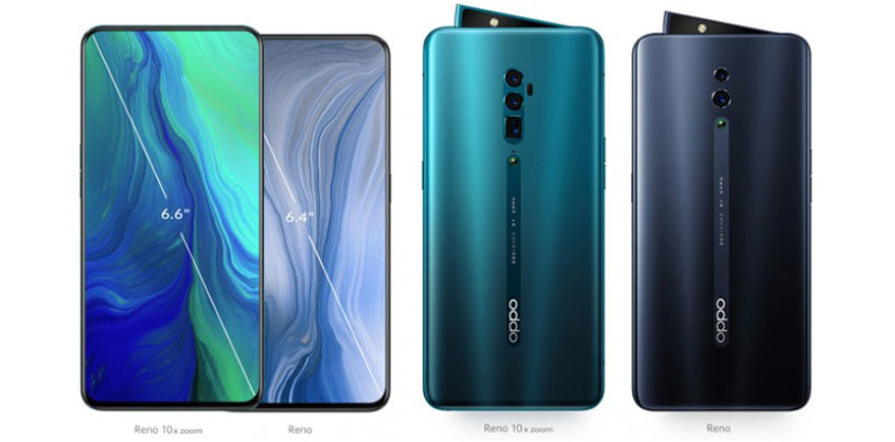 Oppo Reno 10X, Oppo Reno to reportedly launch on May 28