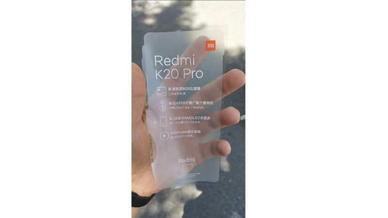 redmi k2 pro