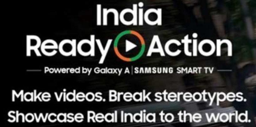 Indian Millennials Break Stereotypes with Samsung #IndiaReadyAction