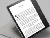 Kindle launches Kindle Oasis with Paper white display