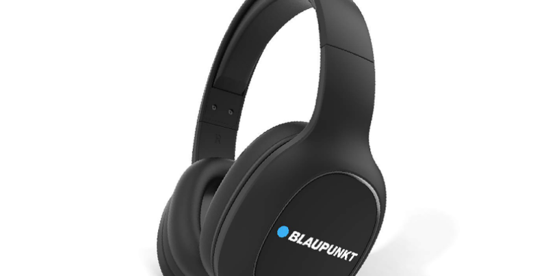 Blaupunkt launches wireless headphone BH21 in the Indian market